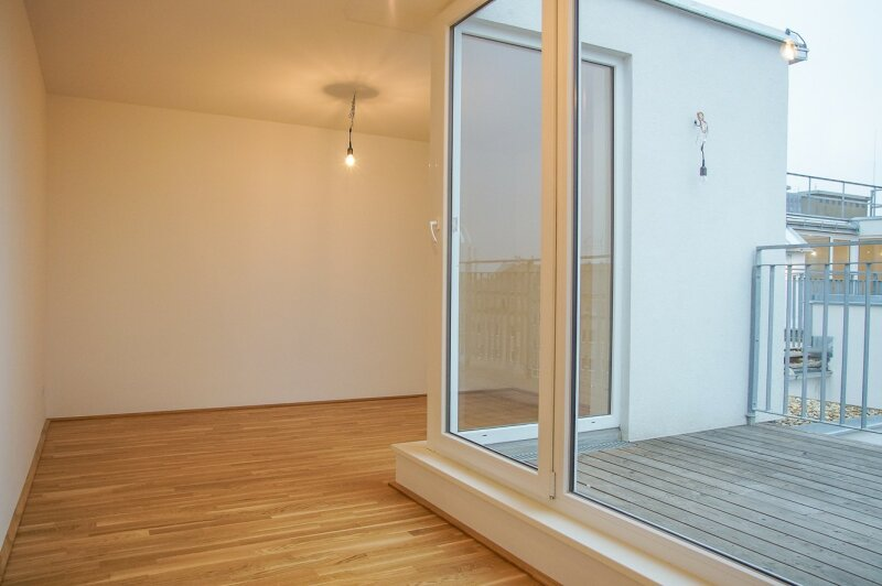 ++NEU** Traum-DG-Wohnung, 3-Zimmer + 17m² Terrasse