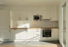 Erstbezug: Wunderschöne Ruheoase - hofseitige 4 Zimmer Wohnung mit Balkon und 2 Bädern