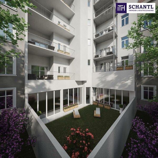 Verlieben Sie sich jeden Tag auf´s Neue in diesen Ausblick! Wunderschönes Altbauhaus + Dachterrasse! /  / 1090Wien / Bild 4