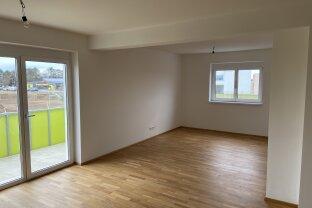 Wohnung Baujahr 2017 mit Balkon (ca. 10 m²) in Gänserndorf-Süd