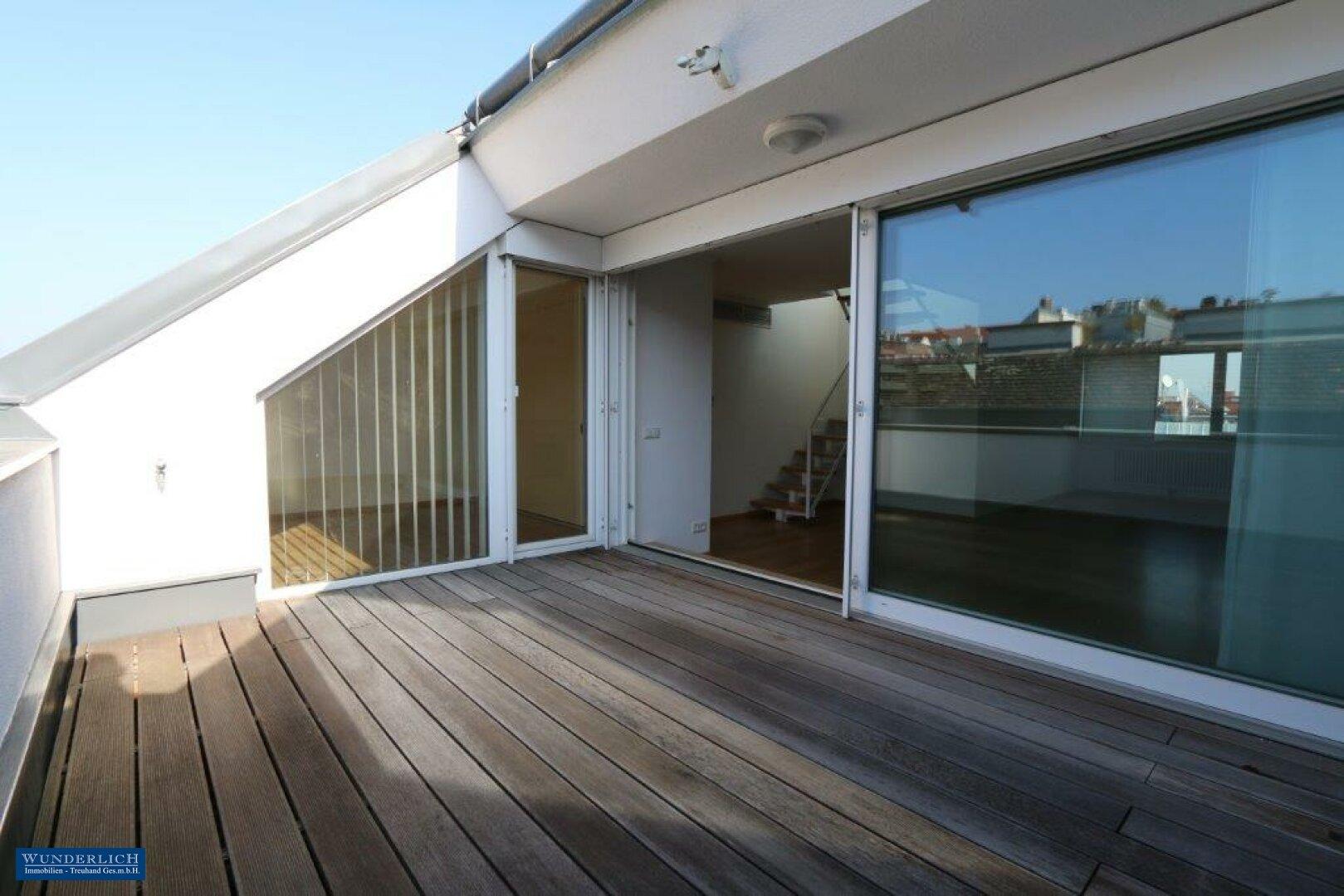 Terrasse Wohnsalon