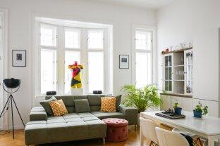 Schöne 3-Zimmer-Altbauwohnung im Zentrum Hietzings