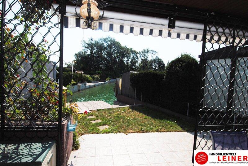 Margarethen am Moos - Nähe Wien:   Mein Eigentum direkt am Wasser! Objekt_9307 Bild_577