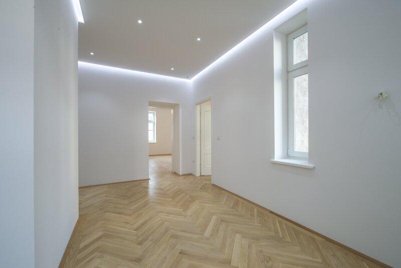 ++NEU** Hochwertiger 4-Zimmer ALTBAU-ERSTBEZUG, toller Stilaltbau, perfekte Raumaufteilung! **Hofruhelage** VIDEOBESICHTIGUNG! /  / 1030Wien / Bild 3