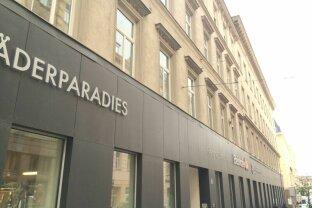208 m² - 6 Zimmer -  Büro in frequentierter Lage - Nähe Mariahilferstrasse und Westbahnhof