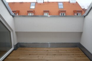 Schöner Loft mit Terrasse im DG!