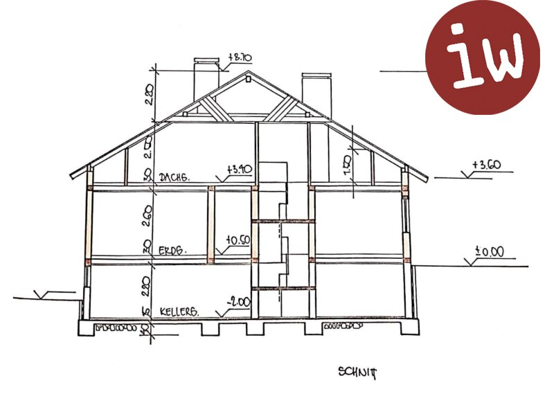 Großzügiges Einfamilienhaus mit Schwimmhalle in Grünruhelage Objekt_618 Bild_62