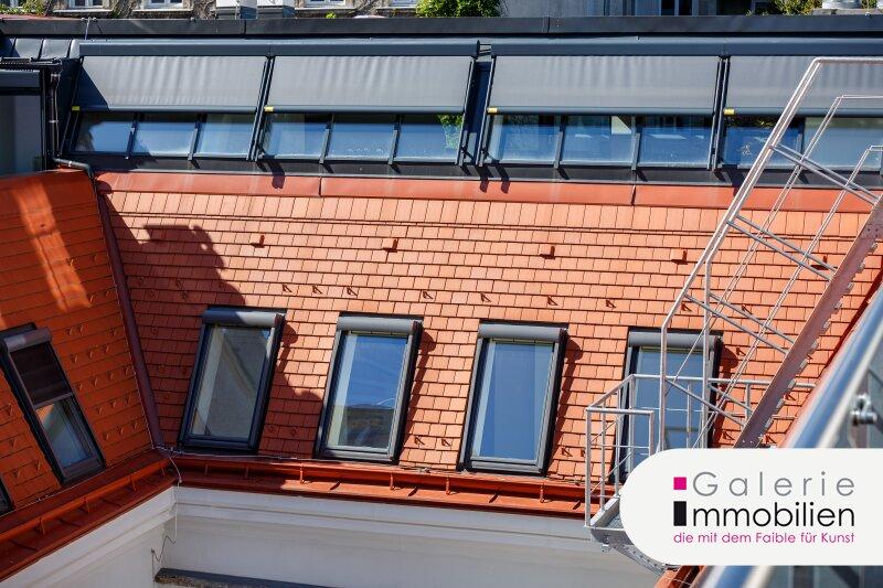 Fernolenthaus - Erstbezugsmaisonette beim Rochusmarkt - große Terrassen Objekt_35162 Bild_370