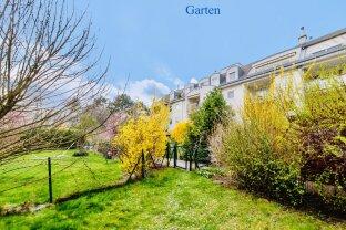 Sympathische 2,5 Zimmer Wohnung mit 2 Eigengärten - Schlosspark Hetzendorf