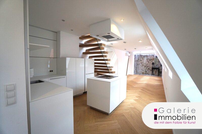 Luxuriöse Stadtwohnung mit großer Terrasse - Erstbezug im Fernolendthaus Objekt_33025