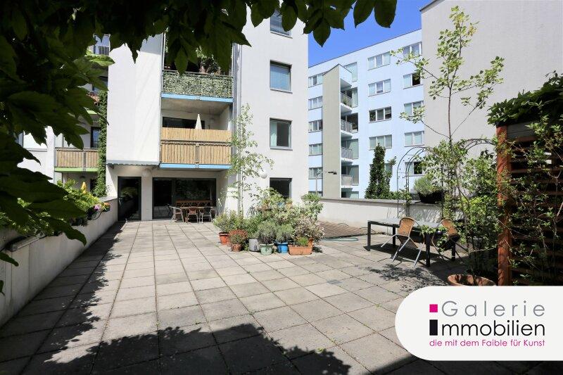 Einzigartige Lebensqualität - Sonnige und helle Gartenwohnung im Kabelwerk Objekt_35276 Bild_79