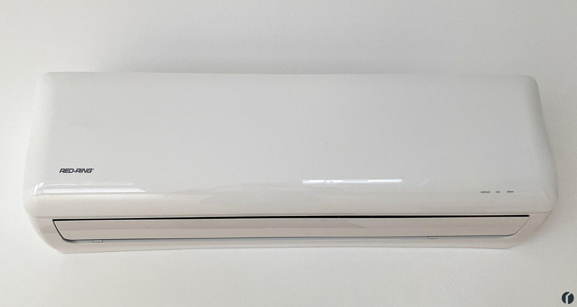 Klimaanlage in allen Wohn- und Schlafräumen