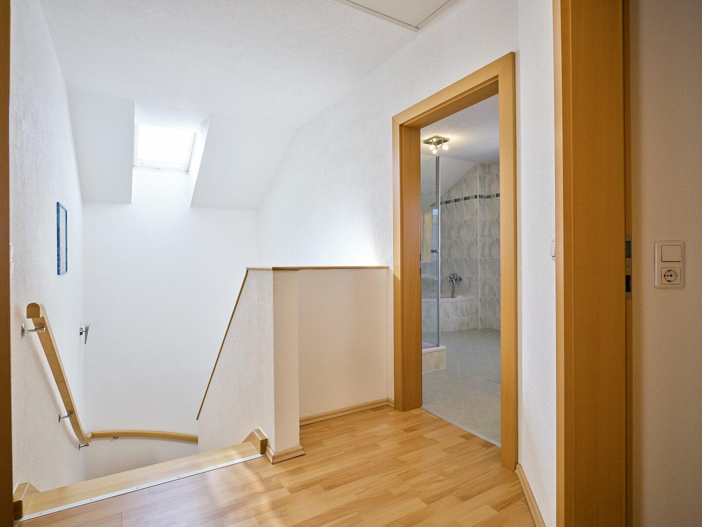wunderschönes, helles Stiegenhaus