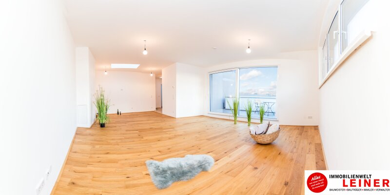 *UNBEFRISTET* 100 m² Mietwohnung Schwechat - 3 Zimmer Penthouse mit 53 m² großer Terrasse im Erstbezug  am Alanovaplatz 2 Objekt_8727 Bild_316