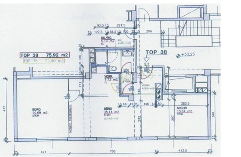 *Top sanierte 2-Zimmer-Wohnung mit 150m² Gemeinschaftsdachterrasse 360 grad Wienblick! /  / 1010Wien / Bild 10
