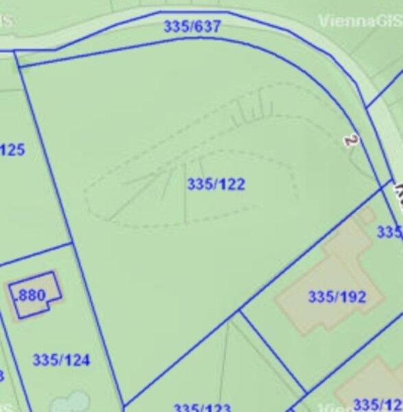 2.663 m² Baugrund in PENZING / Projektiert für 2 Doppelhäuser /  / 1140Wien / Bild 6
