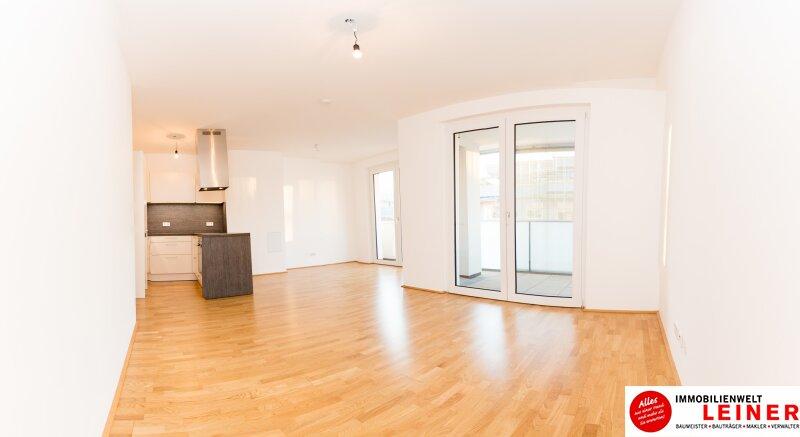 *UNBEFRISTET*Schwechat - 3 Zimmer Mietwohnung im Erstbezug mit großer Terrasse und Loggia Objekt_8809
