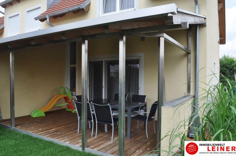 TOP gepflegte Doppelhaushälfte mit neu angelegtem Garten – Nähe Korneuburger Stadtgrenze Objekt_8891 Bild_787