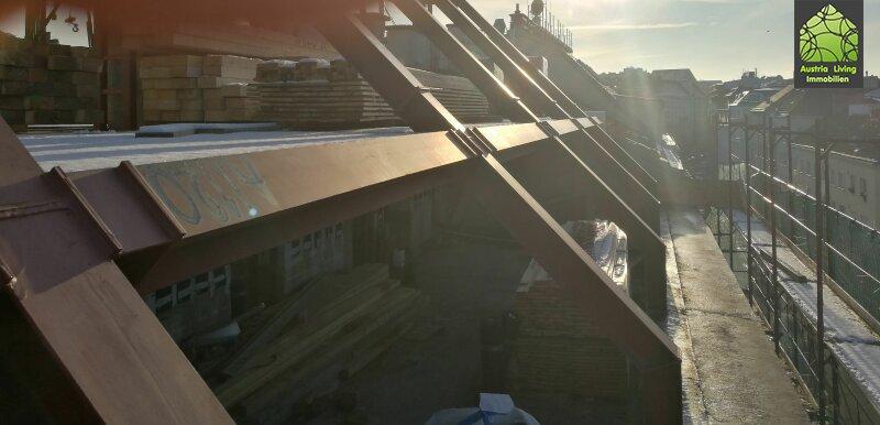 5 Dachgeschoßwohungen Erstbezug Altbau--Terrasse/Loggia /  / 1050Wien / Bild 3