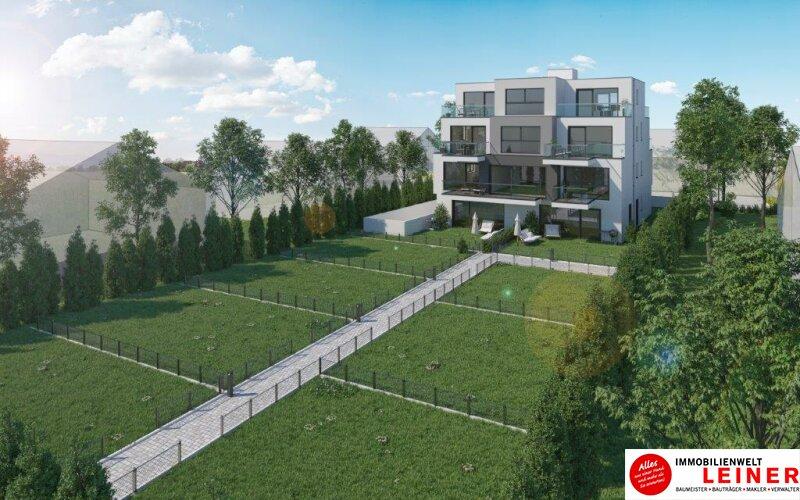 1 Zimmer Wohnung + Eigengarten + Balkon -  Oberlaa, Wohnerlebnis der Extraklasse – Schlüsselfertig – Provisionsfrei! Objekt_8781 Bild_462