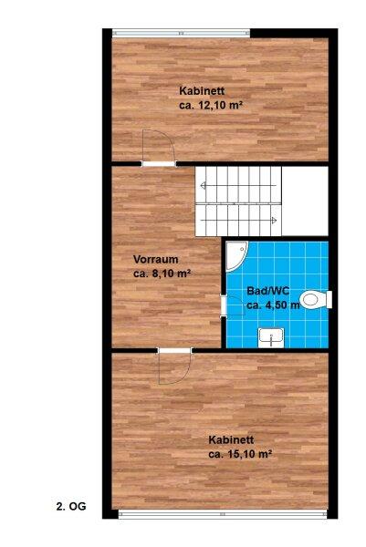 .SEHR RUHIGE 4 Zimmer Maisonettewohnung mit Balkon in 1190 Wien!!!  (mit 360° Rundgang) !!! /  / 1190Wien / Bild 6
