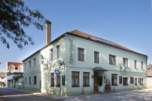 """""""Provisionsfrei"""" Gasthaus mit eigenem Gastgarten und Fremdenzimmern in Toplage"""