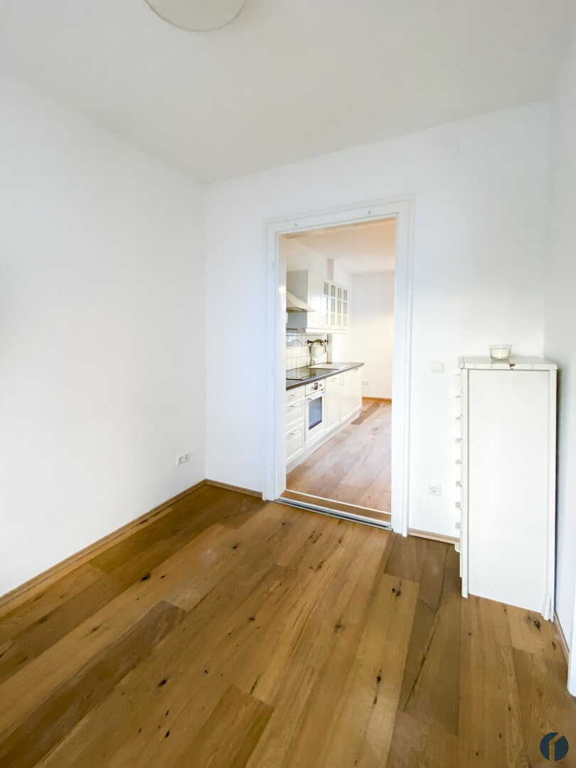 kleines Zimmer zwischen Küche und Schlafzimmer