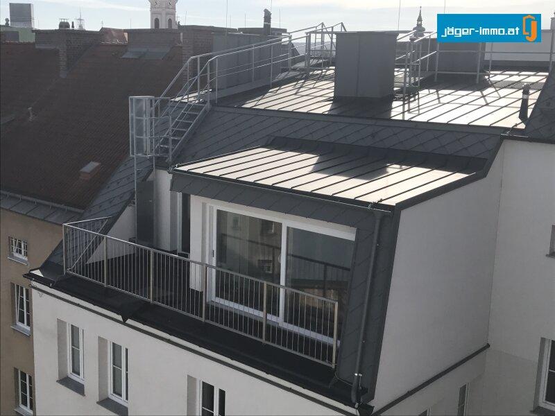 Dachgeschoßwohnung - Erstbezug