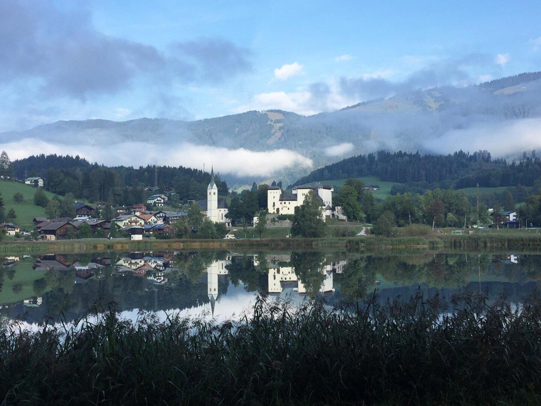 Grundstück Goldegg, Goldegger See