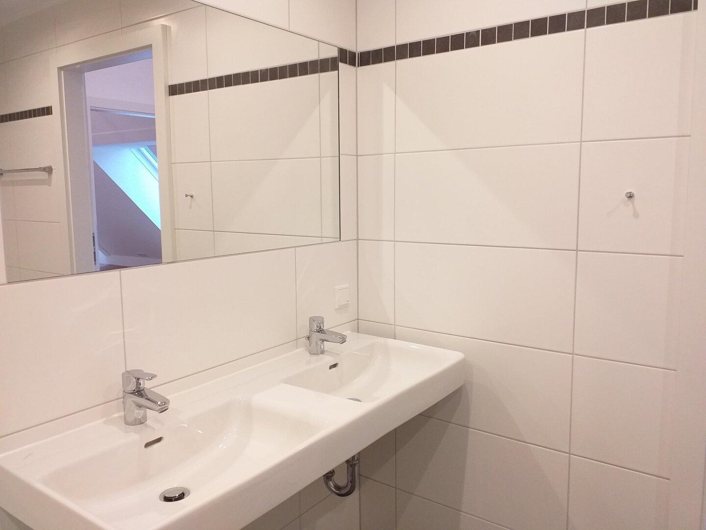 Doppelwaschbecken Ensuite Badezimmer