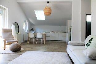 Frisch renovierte 3-Zimmer-Wohnung, offen und hell zur Miete