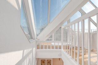 Wunderschöne Terrassenwohnung im Dachgeschoß