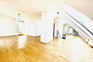 ROTENTURMSTRASSE | 3-Zimmer-Dachgeschoß-Wohnung mit drei Terrassen Nähe Stephansplatz