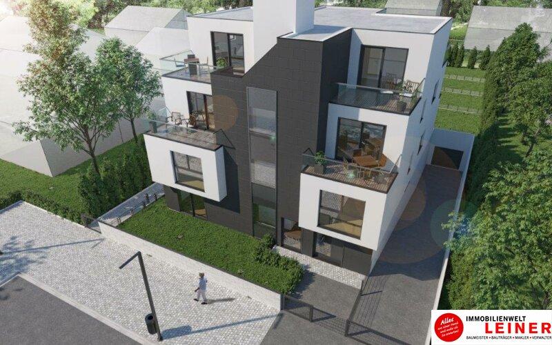 1 Zimmer Wohnung + Eigengarten + Balkon -  Oberlaa, Wohnerlebnis der Extraklasse – Schlüsselfertig – Provisionsfrei! Objekt_8781 Bild_463