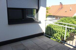 Gut aufgeteilte Wohnung mit Balkon
