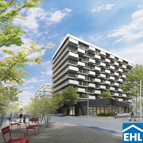 Seestadt Aspern - SeeSee Living - Provisionsfreie Eigentumswohnungen /  / 1220Wien / Bild 1