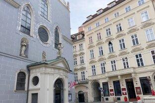 Wohnen am Franziskanerplatz - TOP SANIERTE ALTBAU-Whg.!