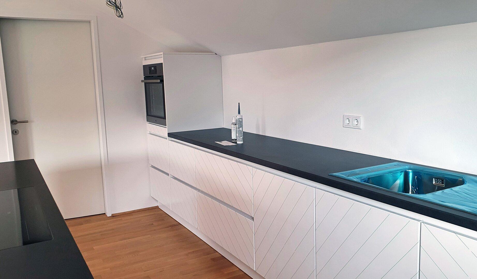 Küche Ansicht 1, Wohnung Dachgeschoss Thiersee