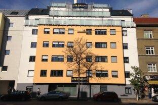 Dachterrassen mit Rundum-Blick über Wien - mitten in Kagran