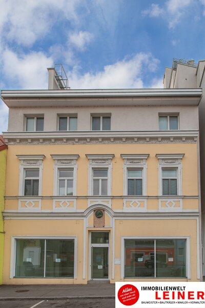 Historisches Geschäftslokal im Zentrum von Schwechat Objekt_10488