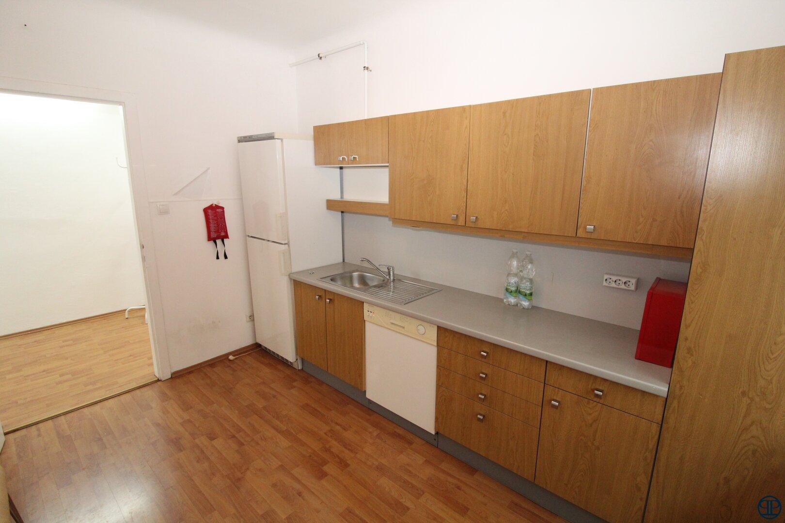 Küche Büro 13