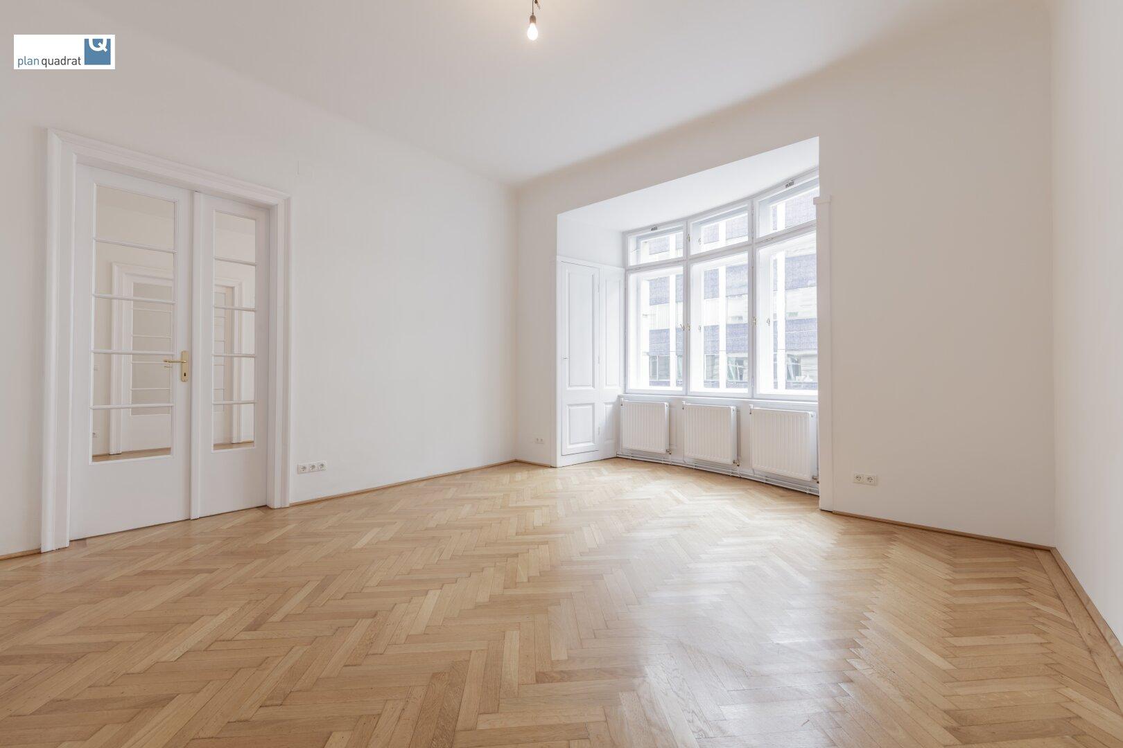 Büroraum 4 (gem. Grundriss - ca. 21,40 qm)