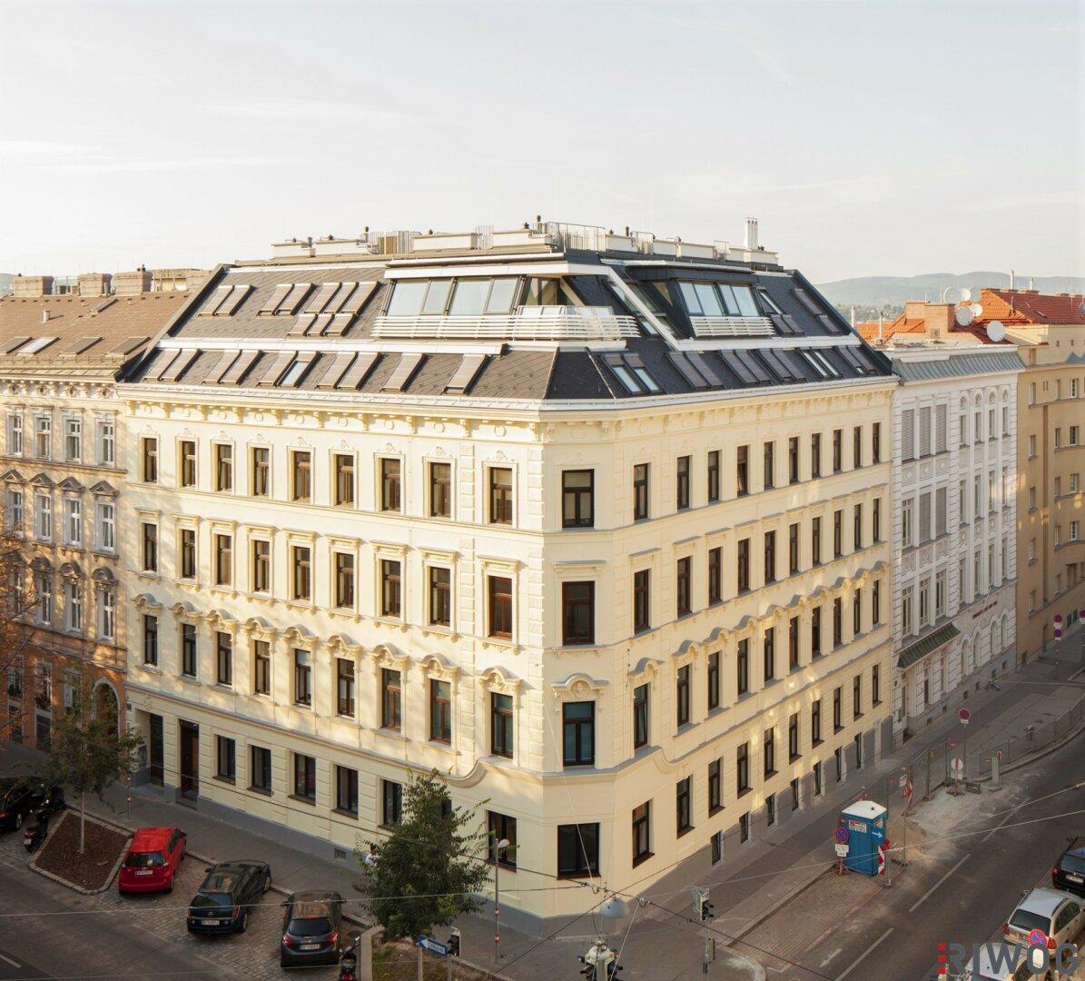 Wohnkomfort auf ganzer Linie - hochwertig sanierte Altbauwohnungen (Projektansicht)