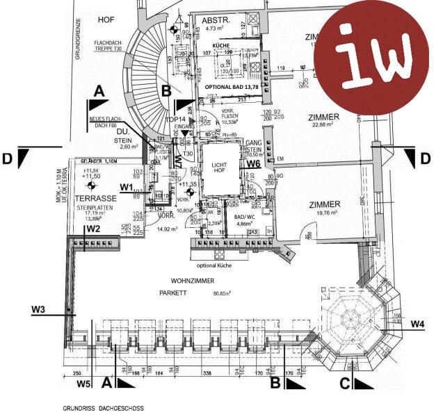 Traumhafte DG Wohnung, repräsentatives Stilhaus, Panoramablick Objekt_392 Bild_97