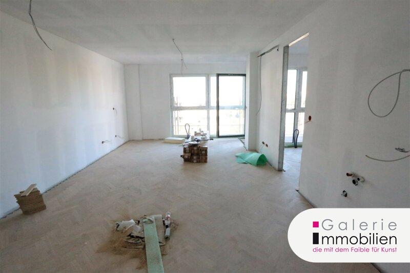 Grünblick und Ruhelage - Bezaubernde DG-Wohnung mit Loggia in generalsaniertem Gründerzeithaus Objekt_33085