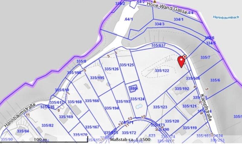 2.663 m² Baugrund in PENZING / Projektiert für 2 Doppelhäuser /  / 1140Wien / Bild 0