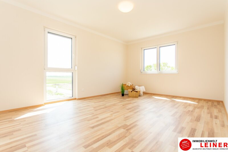Die beste Möglichkeit Ihren Haustraum zu verwirklichen! Familienhäuser in Margarethen am Moos auf Baurecht/Wohnungseigentum Objekt_10623 Bild_498