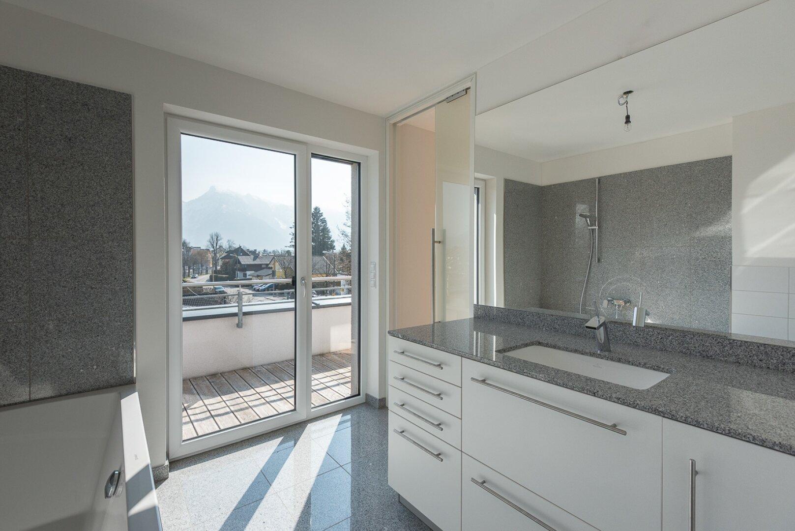 Badezimmer - Penthouse