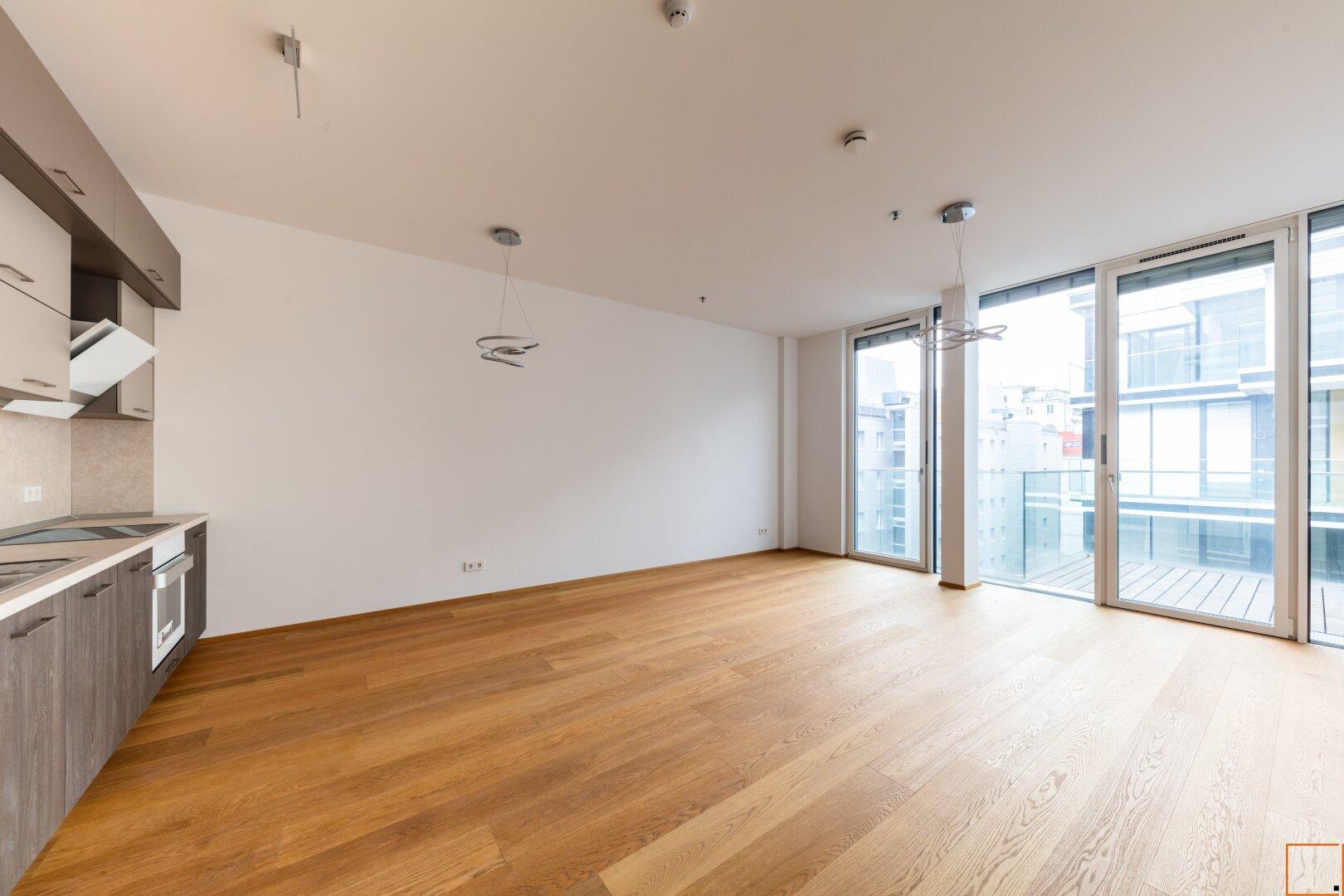 Wohnzimmer ca. 32 m²