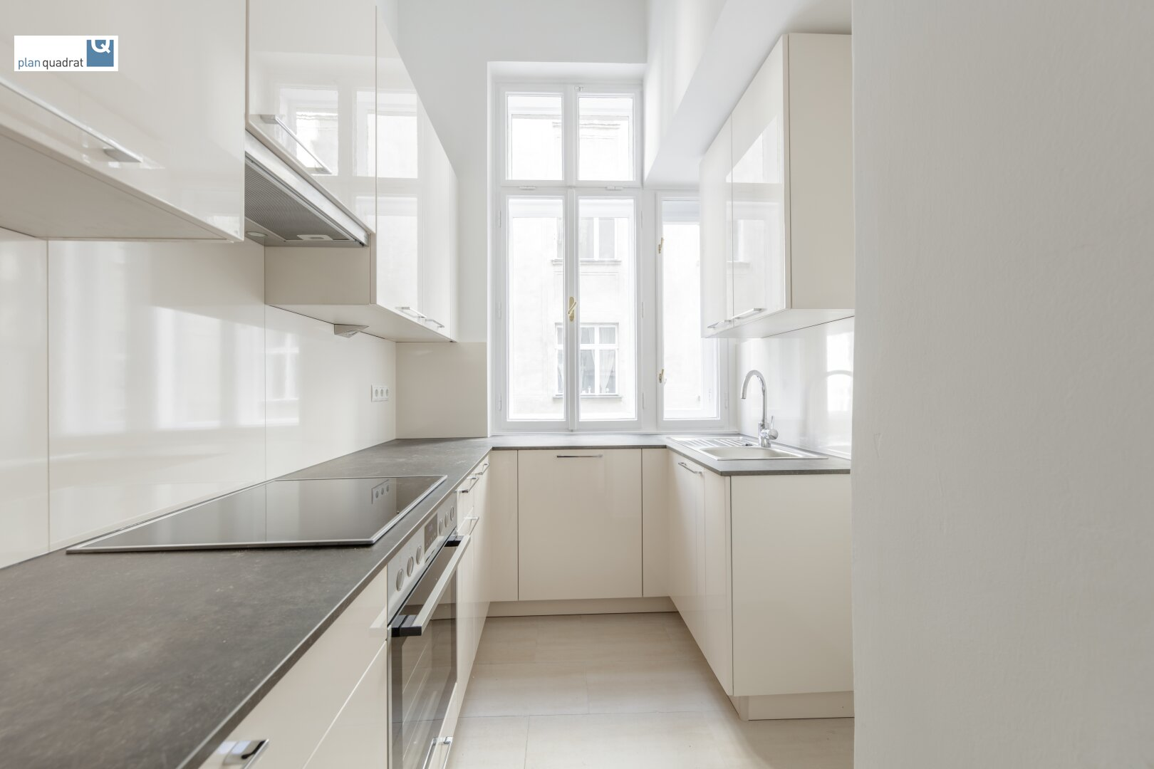 Küche (ca. 6,00 qm)